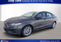 2020 ford Escape Invoice Price Lovely 2020 ford Fusion Se