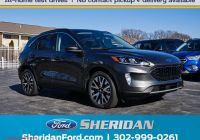 2020 ford Escape Kbb Review Awesome New 2020 ford Escape Sel Awd