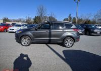 2020 ford Escape/kuga Awesome Used Vehicles for Sale In Owings Mills Md Len Stoler Hyundai