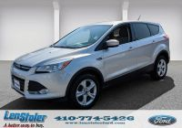 2020 ford Escape/kuga Fresh Used Vehicles for Sale In Owings Mills Md Len Stoler Hyundai