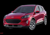2020 ford Escape Lease Best Of 2020 ford Escape Titanium Hybrid