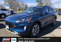 2020 ford Escape Looks Like Mazda Awesome New 2020 ford Escape Sel Awd Awd