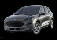 2020 ford Escape Magnetic Fresh 2020 ford Escape S