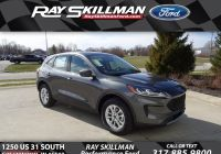 2020 ford Escape Magnetic Lovely New 2020 ford Escape S Awd