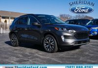 2020 ford Escape Magnetic Lovely New 2020 ford Escape Sel Awd