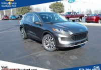 2020 ford Escape Magnetic Luxury New 2020 ford Escape Titanium with Navigation & Awd