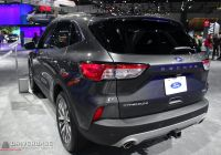 2020 ford Escape New York Auto Show Awesome ford – Driverbase