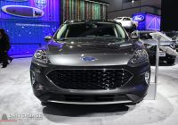 2020 ford Escape New York Auto Show Best Of ford – Driverbase