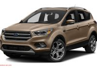 2020 ford Escape Nhtsa New 2018 ford Escape Titanium 4dr Front Wheel Drive