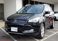 2020 ford Escape Nhtsa Unique Pre Owned 2016 ford Escape Titanium