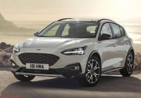 2020 ford Escape Nz Release Date Awesome 2019 ford Focus Active Dead before Arrival In America