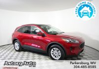 2020 ford Escape Plug In Hybrid Fresh New 2020 ford Escape Se with Navigation & Awd