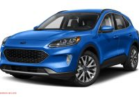 2020 ford Escape Plug In Hybrid Lovely 2020 ford Escape Titanium Hybrid 4dr Front Wheel Drive Specs and Prices