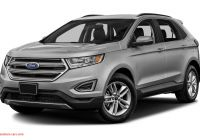 2020 ford Escape Review Canada Elegant 2018 ford Edge New Car Test Drive