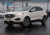 2020 ford Escape Review Canada Unique New 2020 ford Edge Sel with Navigation & Awd