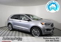 2020 ford Escape Review Canada Unique New 2020 ford Edge Titanium with Navigation & Awd