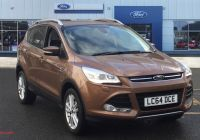 2020 ford Escape Uk Fresh Used ford Kuga 2015 for Sale