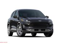 2020 ford Escape with Sunroof Lovely 2020 ford Escape Suv Pare Models