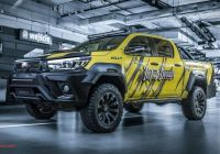 2020 ford Off Road Truck Luxury Carlex Offers A Tuning Idea for Your toyota Hilux