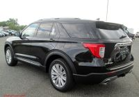 2020 ford order Date Inspirational New 2020 ford Explorer Limited 4wd Sport Utility