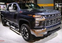 2020 ford Vs Chevy Truck Fresh 2020 Chevrolet Silverado Hd Has New V8 Can tow 35 500 Pounds