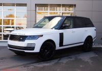 2020 Land Rover Range Rover Awesome New 2020 Land Rover Range Rover Hse Swb with Navigation & 4wd
