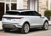 2020 Land Rover Range Rover Lovely 2020 Land Rover Range Rover Evoque News and Information