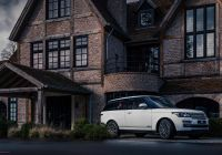 2020 Land Rover Range Rover Lovely Land Rover Range Rover Adventum Coupe by Niels Van Roij