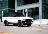 2020 Land Rover Range Rover Luxury Land Rover Range Rover Classic Lwb by East Coast Defender