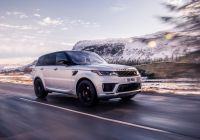 2020 Land Rover Range Rover New 2020 Land Rover Range Rover Sport Supercharged Review Pricing and Specs