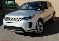 2020 Land Rover Range Rover Unique New 2020 Land Rover Range Rover Evoque S with Navigation & Awd