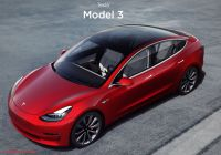 2020 Tesla Model 3 Luxury How Much Does A Tesla Cost All Tesla Models & Prices In 2020