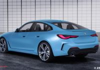 2021 Bmw 440i Gran Coupe Beautiful 2021 Bmw 4 Series Gran Coupe S A Series Of Renderings