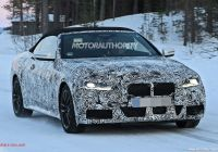 2021 Bmw 440i Gran Coupe Inspirational 2021 Bmw 4 Series Convertible Spy Shots and Video