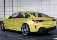 2021 Bmw 440i Gran Coupe Luxury 2021 Bmw 4 Series Gran Coupe S A Series Of Renderings