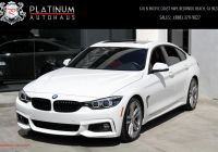 2021 Bmw 440i Gran Coupe New 2018 Bmw 4 Series 440i Gran Coupe M Sport Package