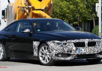 2021 Bmw 440i Gran Coupe New Bmw 4 Series Coupe Preparing for Borderline Invisible Facelift