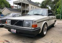 240 Volvo Awesome Just Listed 400 Horsepower 1989 Volvo 240 Battlewagon