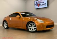 350z for Sale Best Of Nissan 350z Grand touring for Sale In Houston Tx Cargurus