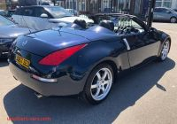 350z for Sale Fresh Used Blue Nissan 350z for Sale