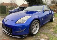 350z for Sale Luxury Used 2006 Nissan 350z V6 for Sale In Suffolk