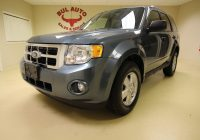 4×4 Cars for Sale Near Me Used Unique 2012 ford Escape Xlt 4×4 4wd V6 Stock for Sale Near Albany
