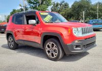 4×4 Cars for Sale Near Me Used Unique Used 2017 Jeep Renegade Limited 4×4 for Sale Clewiston Fl