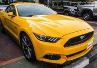 5.0 Mustang for Sale Awesome ford Mustang Gt 5 0 for Sale Aed 135000 Yellow 2017
