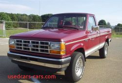 Beautiful 92 ford Ranger Mpg