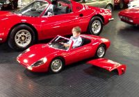 A Car for Kids New Porsche 904 Carrera Gts Electric Kid Car Test Drive Youtube
