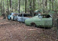 Abandoned Cars for Sale Near Me Beautiful Old Car City Usa is where Classic Cars Go to Rust In Peace Motor
