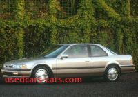 Accord 1991 Awesome Used 1991 Honda Accord Pricing for Sale Edmunds
