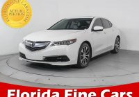 Acura Cars for Sale Near Me Luxury Used 2015 Acura Tlx Technology Package Sedan for Sale In Miami Fl