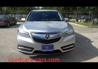 Acura San Antonio Lovely 2014 Acura Mdx San Antonio Austin Houston Boerne